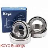 KOYO KAC025 deep groove ball bearings
