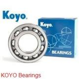 KOYO 23272RHAK spherical roller bearings